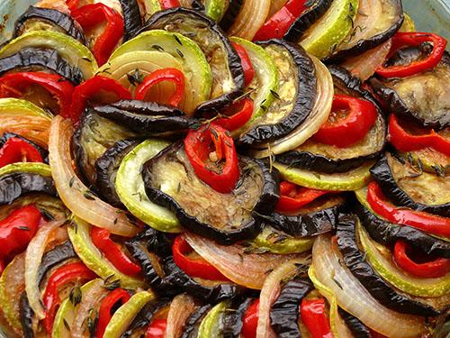 Οι Συνταγές της Αναστασίας! Ψητά Λαχανικά