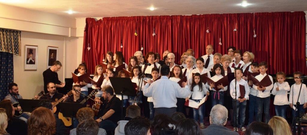 Δήμος Αγίας Βαρβάρας:Περίτρανα τιμήθηκε η εθνική επέτειος της 25ης Μαρτίου