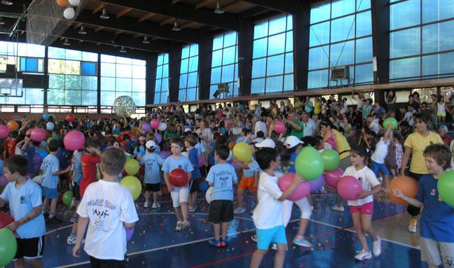 ΑΝΑΚΟΙΝΩΣΗ ΔΗΜΟΥ ΓΑΛΑΤΣΙΟΥ: ΔΩΡΕΑΝ Θερινό Αθλητικό CAMP 2012