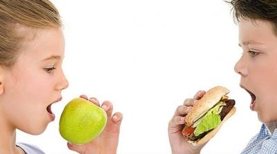 Πρωτιά στην παιδική παχυσαρκία