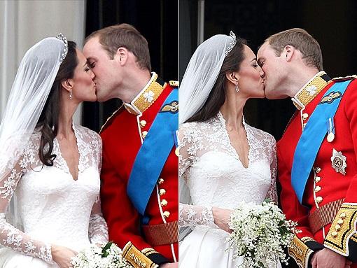 O παραμυθένιος πριγκιπικός γάμος Ουίλιαμ – Κέιτ!!