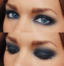 Ο makeup artist των διασήμων προτείνει μπλέ!!!!