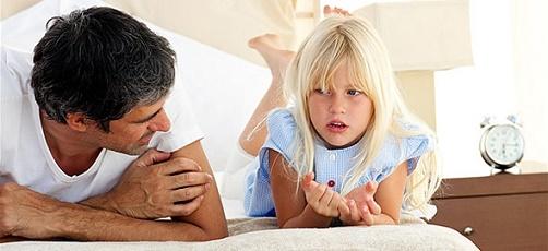 4 σημαντικά θέματα για συζήτηση με τα παιδιά!