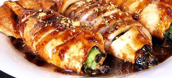 Οι Συνταγές της Αναστασίας!!Καλαμαράκια γεμιστά στην κατσαρόλα