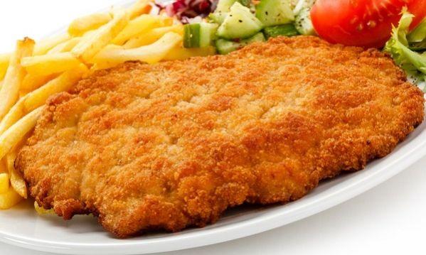 Οι Συνταγές της Αναστασίας! Κοτόπουλο Σνίτσελ