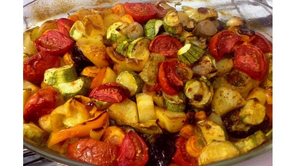 Οι Συνταγές της Αναστασίας! Τουρλού ή Ρατατουιγ