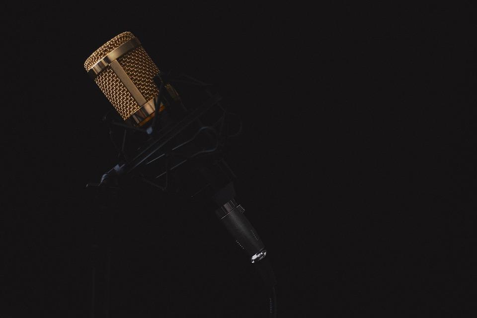 microphone-