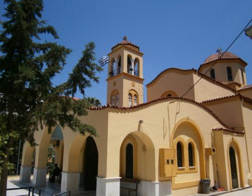 Αγία Γλυκερία Γαλατσίου : Πανήγυρις Οσίου Νικοδήμου του Αγιορείτου και Υποδοχή Εικόνος