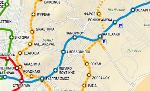 Σπίρτζης – Παππάς : Γραμμή 4 Μετρό Αθήνας – Ποτέ δεν είναι αργά