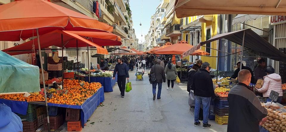 Δήμος Γαλατσίου: Αλλάζουν χώρο οι λαϊκές αγορές