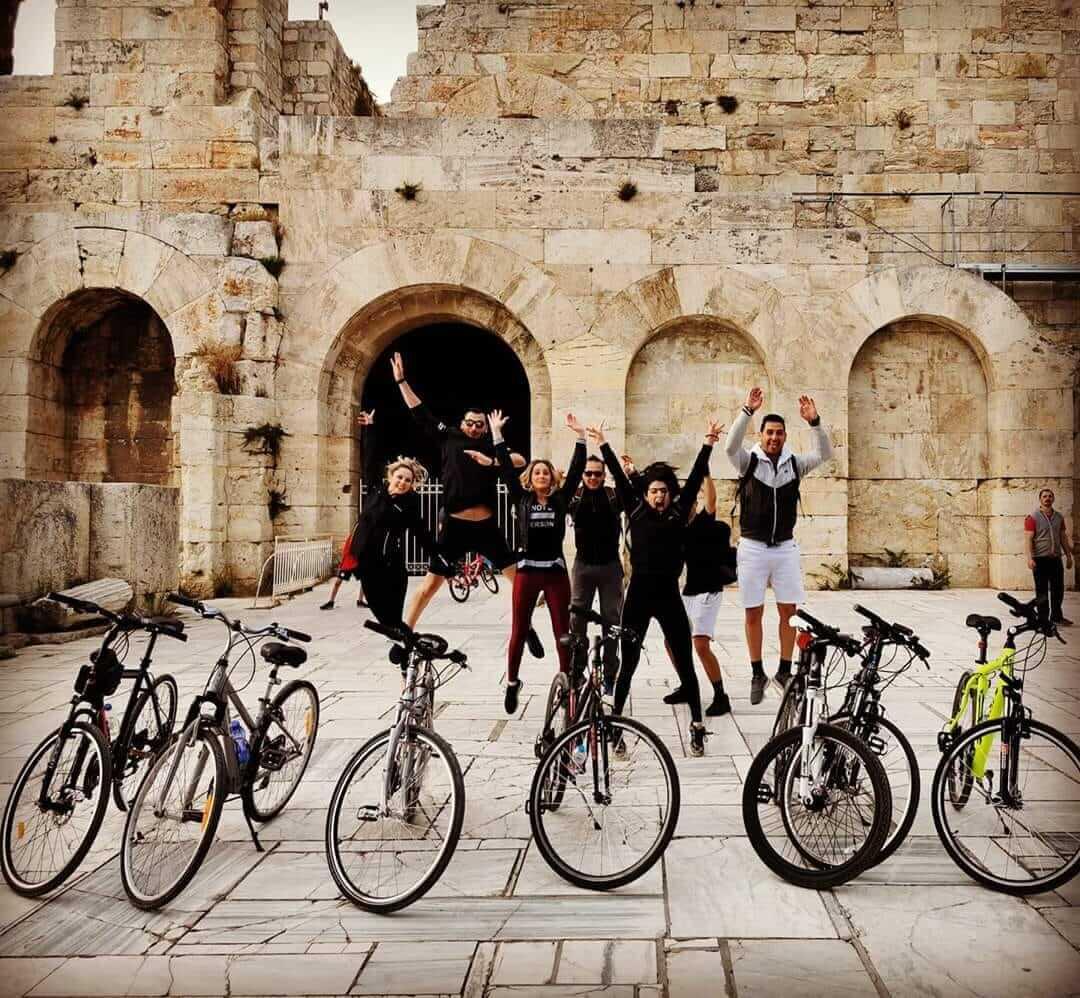 Ποδηλατάδα του Δήμου Διονύσου την Κυριακή 19 Σεπτεμβρίου