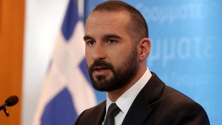 Δημήτρης Τζανακόπουλος : Τεράστια η πολιτική ευθύνη της κυβέρνησης για τις καταστροφές στην Εύβοια