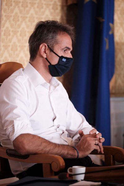 Κ.Μητσοτάκης : Η Ελλάδα που είναι η πρώτη ναυτική δύναμη στον κόσμο, πρέπει να γίνει η πρώτη και στην καινοτομία στον ναυπηγοεπισκευαστικό κλάδο