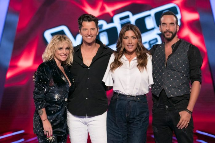 The Voice of Greece – Πρεμιέρα την Κυριακή 13 Σεπτεμβρίου