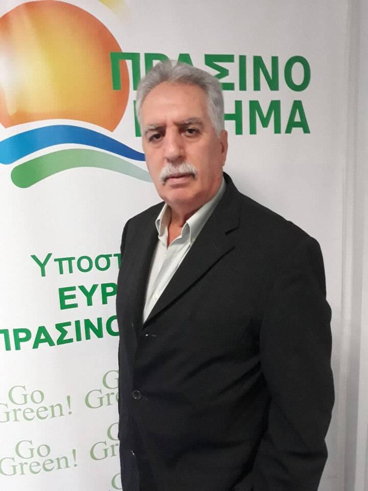 """Α. Ακρίβος: Να απαντηθούν τα """"γιατί"""" της καταστροφής στη Θεσσαλία"""