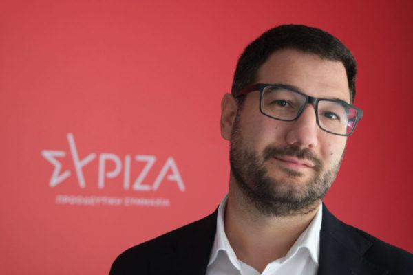 Νάσος Ηλιόπουλος: Ο κ. Χατζηδάκης το τελευταίο διάστημα έχει ανοίξει μια νέα πόρτα στην καριέρα του: αυτή του τηλεπωλητή.