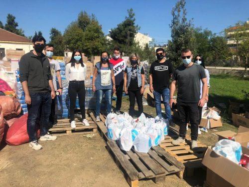ΝΔ : Η Νέα Δημοκρατία δίπλα στους κατοίκους της Θεσσαλίας που επλήγησαν από τον Ιανό