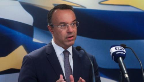 Χρ. Σταϊκούρας: Νέα ευνοϊκή ρύθμιση για τις οφειλές της πανδημίας