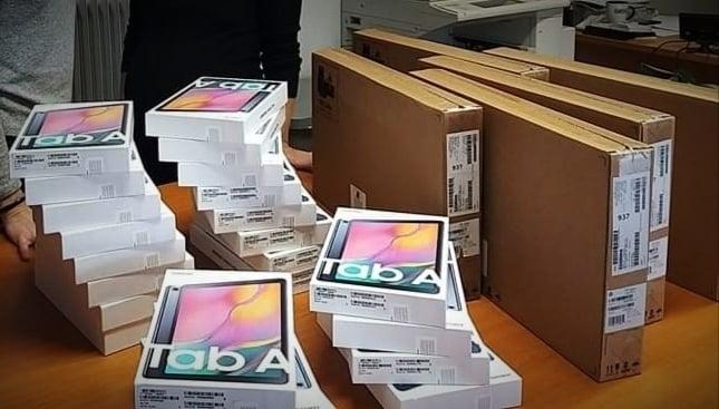 Δωρεάν tablets και στα παιδιά δημοτικών – νηπιαγωγείων από τον Δήμο Ηρακλείου Αττικής