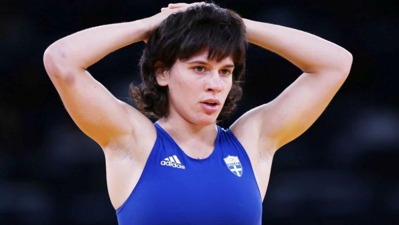 Χρυσό μετάλλιο για την Μαρία Πρεβολαράκη στο Παγκόσμιο Κύπελλο της Σερβίας