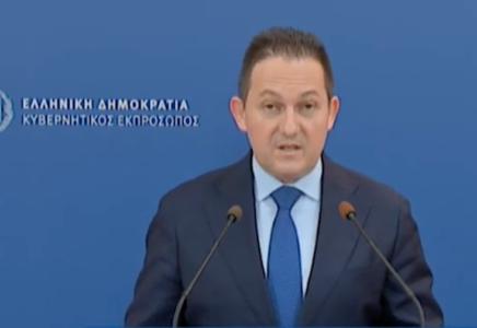 Στέλιος Πέτσας : Ξέρουμε ότι  ο κ. Τσίπρας έχει αλλεργία στην αλήθεια και στις θετικές ειδήσεις