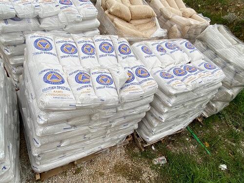 Δήμος Παπάγου – Χολαργού: Επιπλέον αλάτι από την Περιφέρεια Αττικής – Διαθέσιμο στους κατοίκους