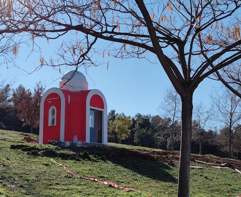 Να κατεδαφιστεί το εκκλησάκι στο Άλσος Βέικου λέει η Διεύθυνση Δασών Αθηνών