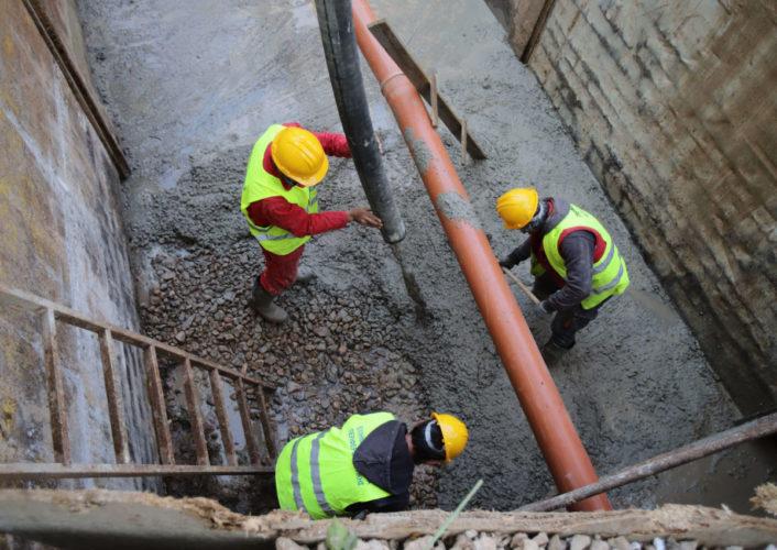Εργα αντιπλημμυρικής προστασίας στο ρέμα «Βρυσάκι» στον Άγιο Στέφανο Δήμου Διονύσου