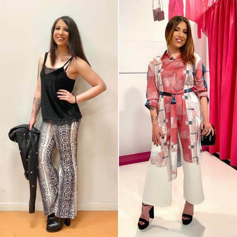 """Style Me Up"": Η Ξένια άλλαξε στιλ με τη βοήθεια του Δημήτρη Αλεξάνδρου και έκανε μια νέα αρχή στη ζωή της!"
