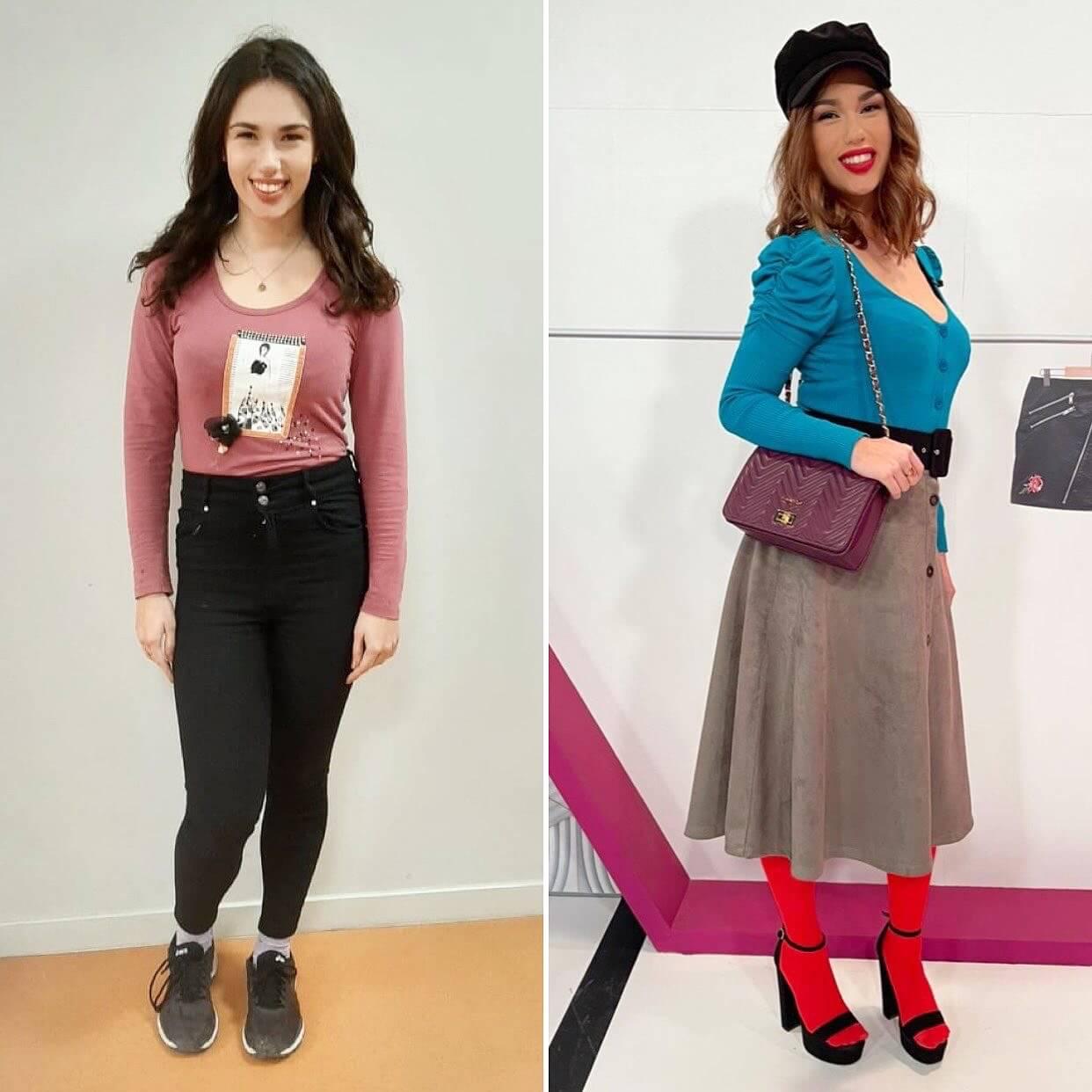 """Style Me Up"": Η Νατάσα απέκτησε ένα κομψό και σύγχρονο στιλ με τη βοήθεια του Δημήτρη Αλεξάνδρου"