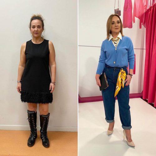 """Style Me Up"": Η Γιάννα βρήκε το στιλ που της ταιριάζει και ενθουσιάστηκε με τη νέα εικόνα της"