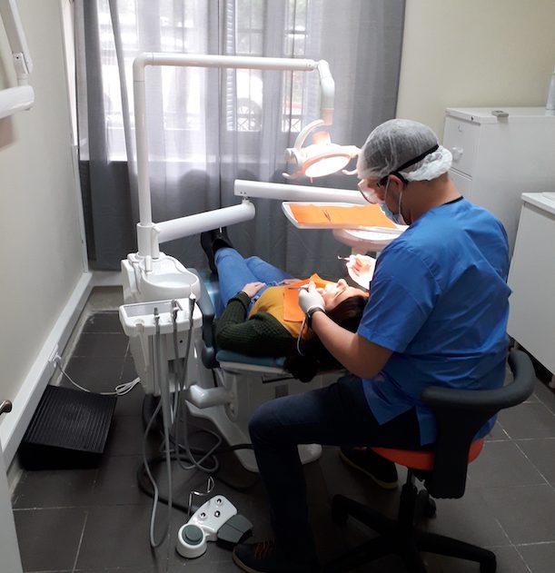 Yπηρεσίες οδοντιατρικής φροντίδας στο Κοινωνικό Οδοντιατρείο του Δήμου Αθηναίων