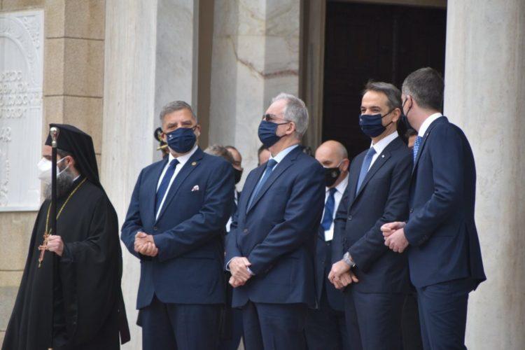 Γ. Πατούλης: Το μήνυμα του 1821 θα είναι πάντα ζωντανό στην καρδιά κάθε Έλληνα και κάθε Ελληνίδας
