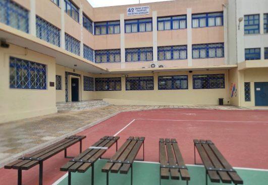 Γαλάτσι: Ολοκληρώθηκαν οι εργασίες συντήρησης στα σχολεία της πόλης