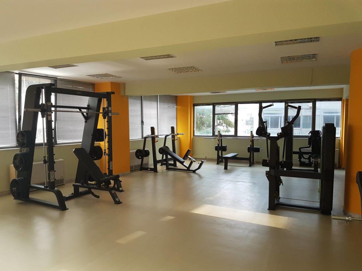 Λειτουργούν ξανά τα δημοτικά γυμναστήρια του Δήμου Ηρακλείου Αττικής