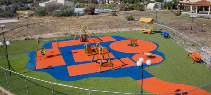 Μια πρότυπη παιδική χαρά ΑμεΑ ετοιμάζεται στον Δήμο Ελευσίνας