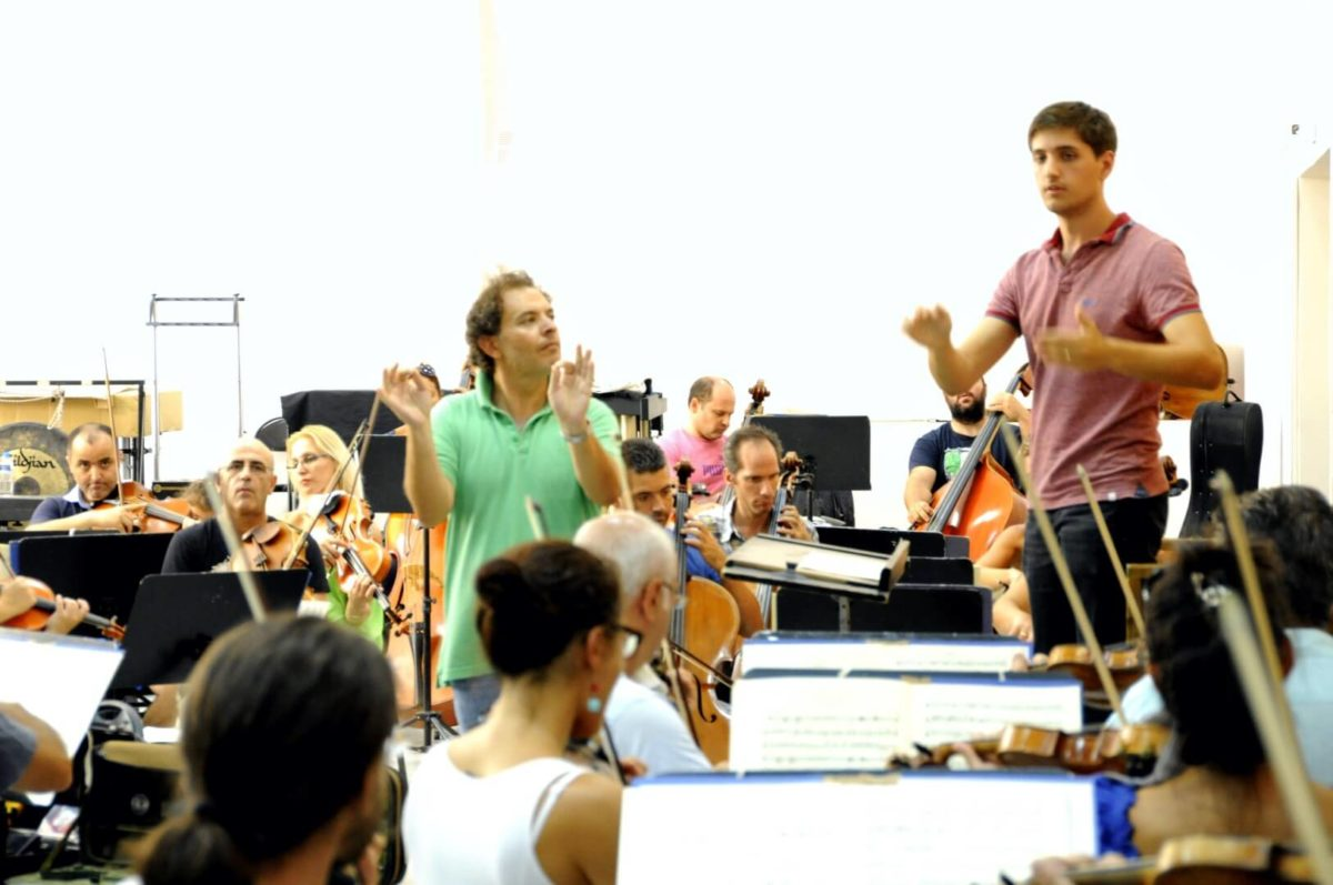 14o Masterclass Διεύθυνσης Ορχήστρας : Άνοιξαν οι εγγραφές