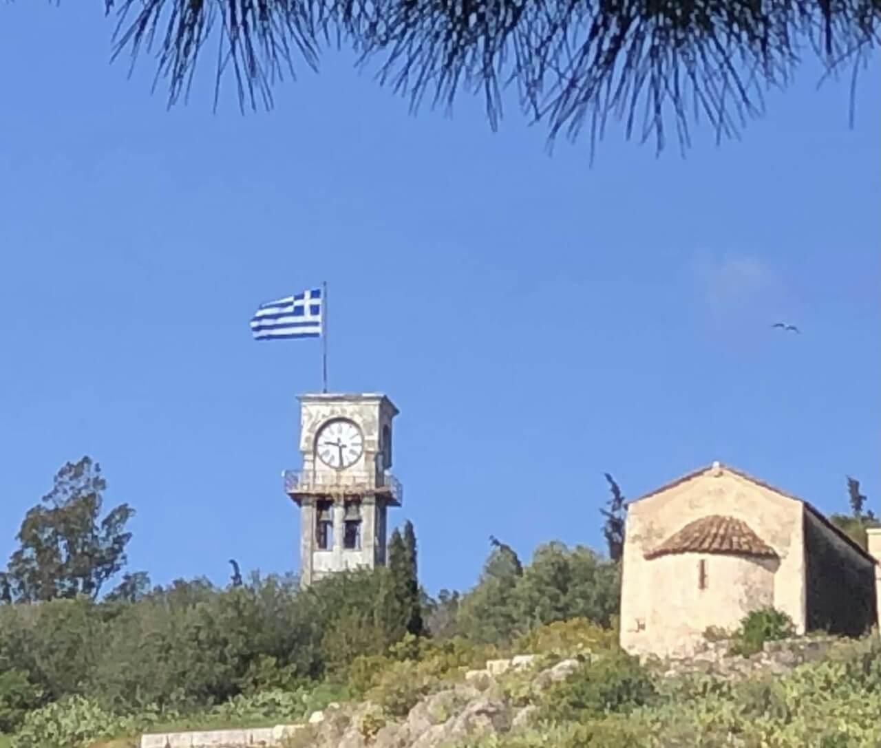 Δήμος Ελευσίνας : Το Ρολόι της πόλης στον κατάλογο «Νεοτέρων Μνημείων» της χώρας.