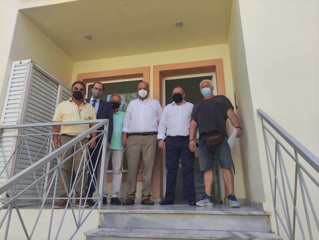 Δήμος Ελευσίνας : 20 ακόμη Εργατικές Κατοικίες παραδόθηκαν στους κατοίκους τους.