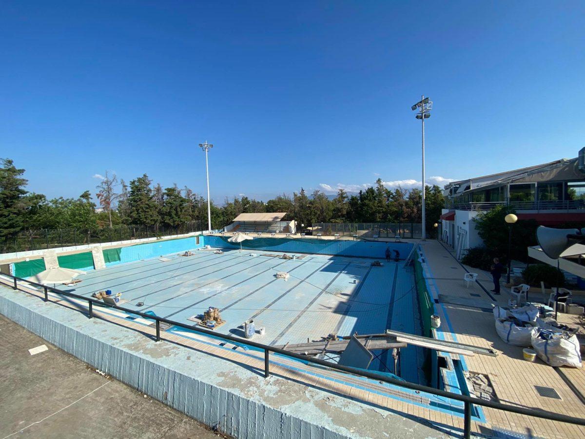 Γιώργος Μαρκόπουλος, Δήμαρχος Γαλατσίου: «1η Σεπτεμβρίου ανοίγει το κολυμβητήριο»