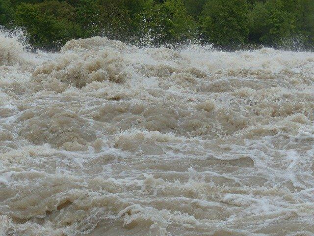 """Η κακοκαιρία """"Αθηνά"""" έριξε 700 χιλιοστά βροχής σε 72 ώρες στη Ζαγορά Πηλίου"""