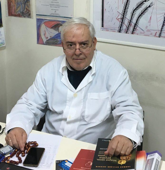 Έφυγε από τη ζωή ο ιατρός Παναγιώτης Λιανής