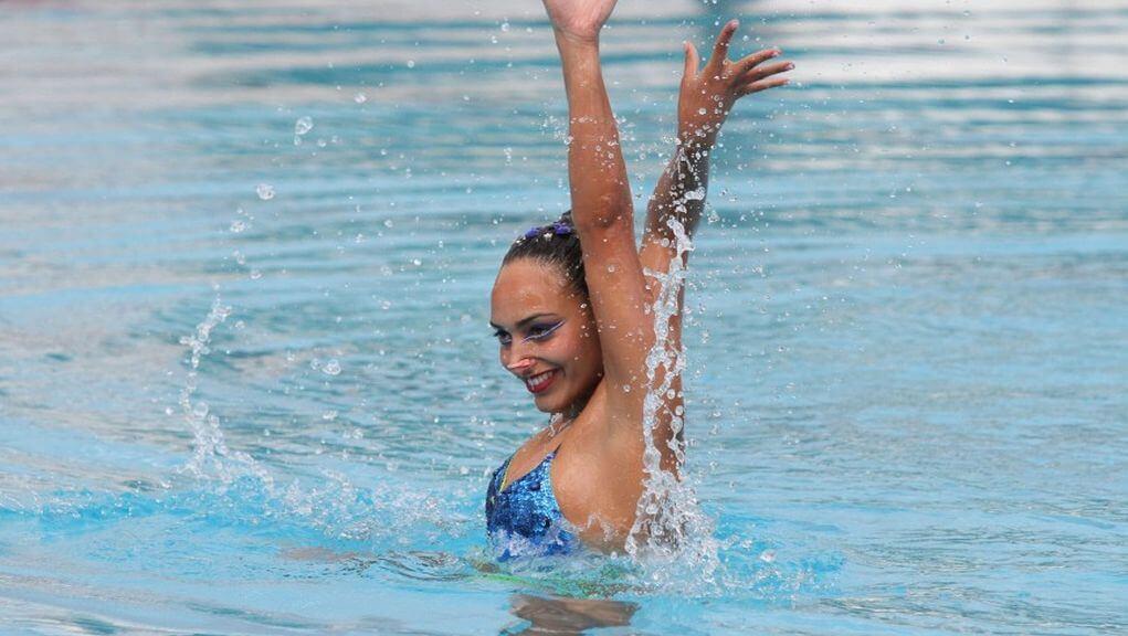 Καλλιτεχνική κολύμβηση: Αλιγκουζή αντι της Πλατανιώτη
