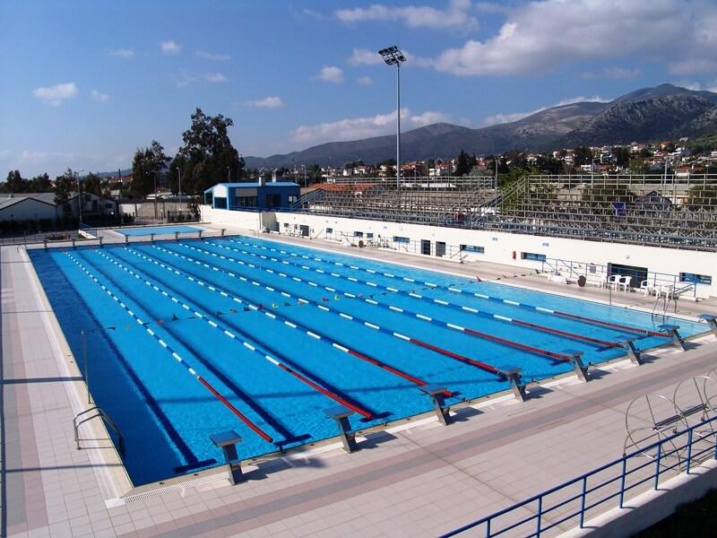 Επαναλειτουργία του Κολυμβητηρίου στο Πολιτιστικό & Αθλητικό Πάρκο Νέας Μάκρης