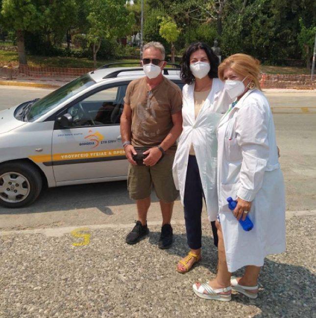 Δήμος Παπάγου – Χολαργού: Ξεκίνησαν οι κατ'οίκον εμβολιασμοί