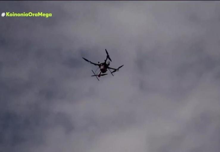Τρίκαλα: Μοιράζουν φάρμακα με drone