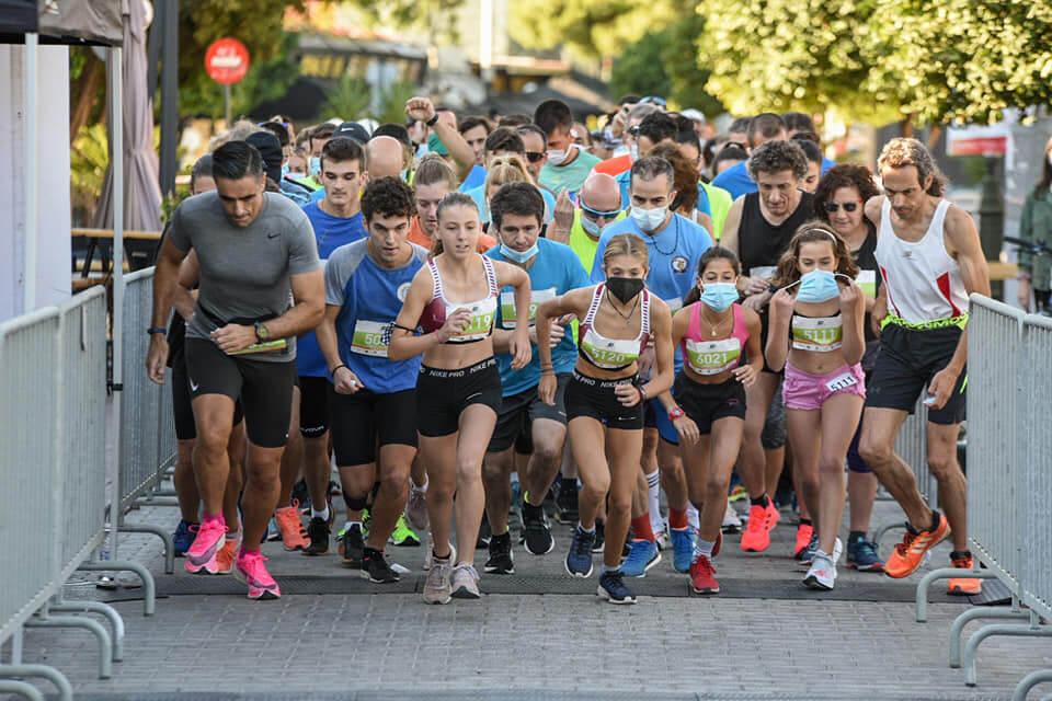 Δήμος Ελευσίνας: Διεθνής Φιλικός Ποδοσφαιρικός Αγώνας και Ημιμαραθώνιος Δρόμου