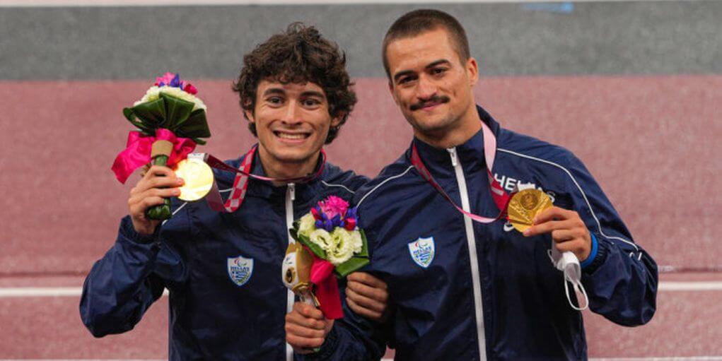 Το μετάλλιο του Γκαβέλα είναι το πρώτο χρυσό που πήρε η χώρα μας στους Παραολυμπιακούς Αγώνες του Τόκιο