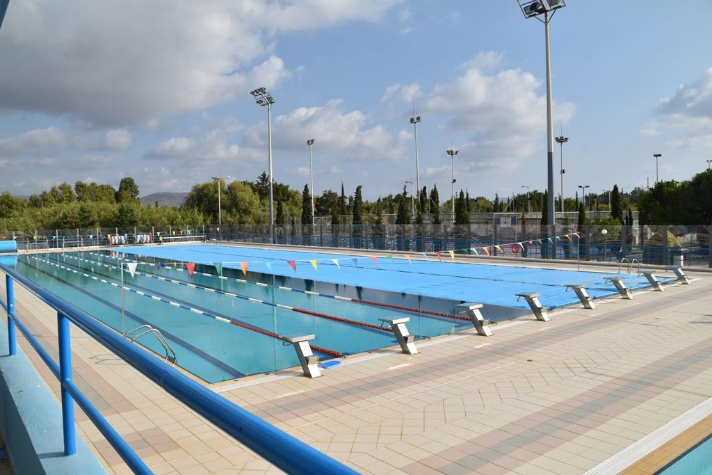 Επαναλειτουργεί μετά από 10 και πλέον χρόνια το Δημοτικό Κολυμβητήριο Μαραθώνα