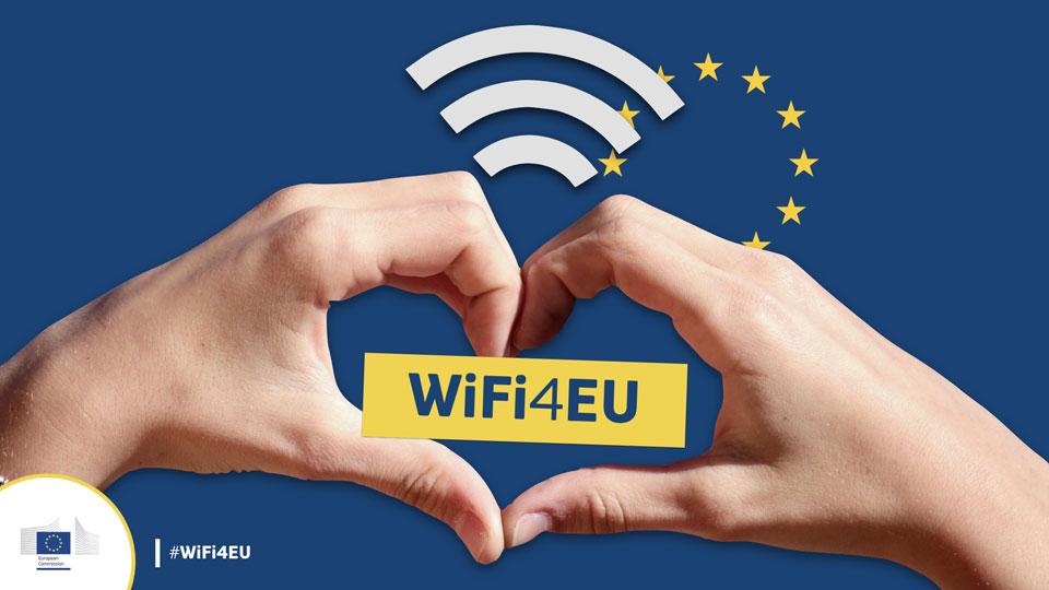 Δωρεάν wifi σε 12 σημεία του Δήμου Μαραθώνος
